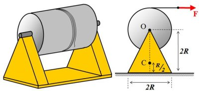 ΘΕΜΑ Δ:Κύλινδρος σε τριγωνική βάση