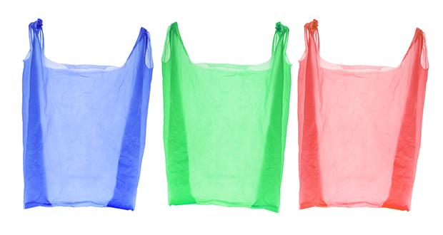 Πλαστική σακούλα των 0.04 € και ένα Φ.Ε.