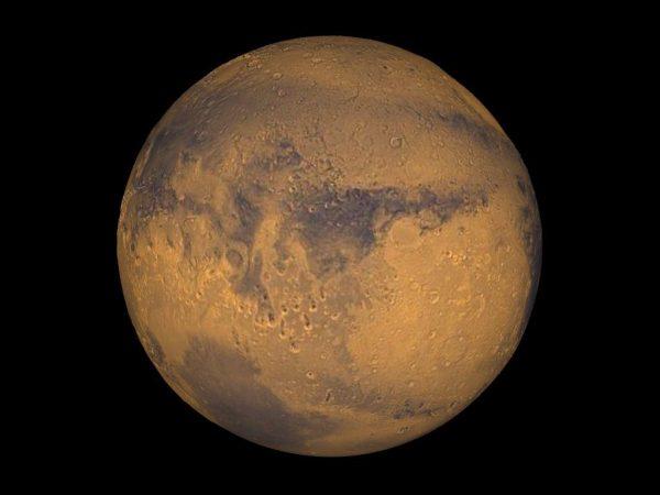 Ο Άρης κοντά-κοντά στη Γη.