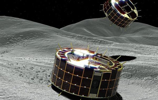 Η Ιαπωνία κατάφερε να προσεδαφίσει δύο rovers στον αστεροειδή Ryugu