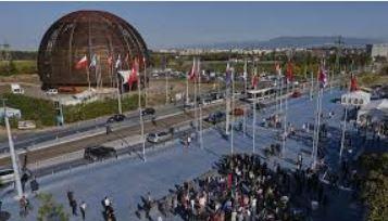 Σεμινάριο στο CERN