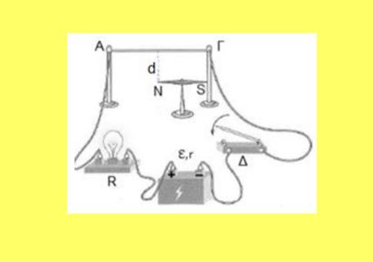 Ερωτήσεις-Ασκήσεις Ηλεκτρομαγνητισμού
