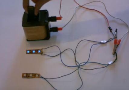 Πείραμα ηλεκτρομαγνητικής επαγωγής