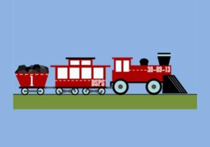 Το τραίνο και το τούνελ.