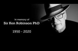 Πέθανε ο Ken Robinson