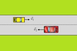 Ποιο αυτοκίνητο κινείται με μεγαλύτερη ταχύτητα;