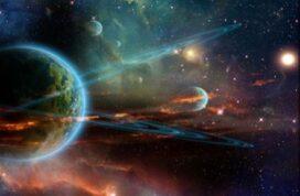 Αστρικό σύστημα με έξι ήλιους και έξι εκλείψεις