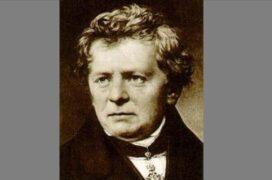 Σαν σήμερα… 1789, γεννήθηκε ο Γερμανός φυσικός Georg Ohm.