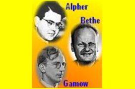 """Σαν σήμερα… 1948, δημοσιεύτηκε η """"α, β, γ"""" εργασία των Alpher, Bethe, Gamow."""