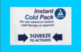cold pack και μια συνδυαστική άσκηση.