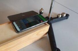 Υπολογισμός του g με Smartphone
