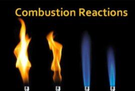 Θερμοχημεία – Καύση αλκανίων