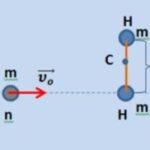 Κρούση νετρονίου n με μόριο Η2 (ελαστική και πλαστική)