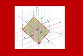 Ροπή Δυνάμεων Laplace σε ορθογώνιο πλαίσιο