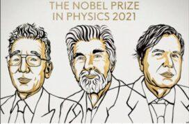 Νόμπελ Φυσικής 2021.