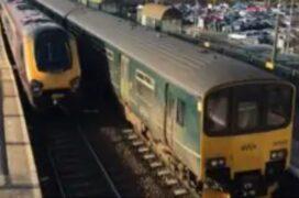 Τα δύο τρένα (μια άσκηση της Α΄ Λυκ, στην ΕΟΚ)